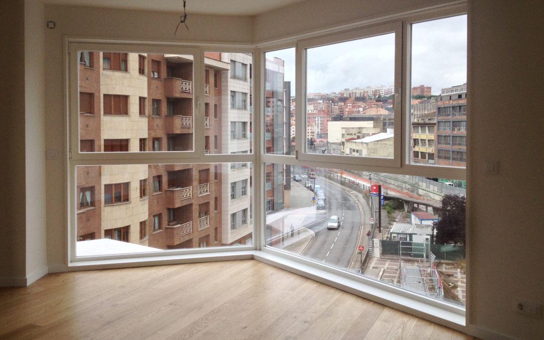 Fotografías de los interiores de Glas Eraikuntza 1