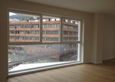 Glas Eraikuntza _ Interiores Edificio de viviendas en Bilbao
