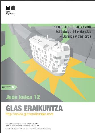 Nueva entrada en ISSUU. Jaén Kalea nº12