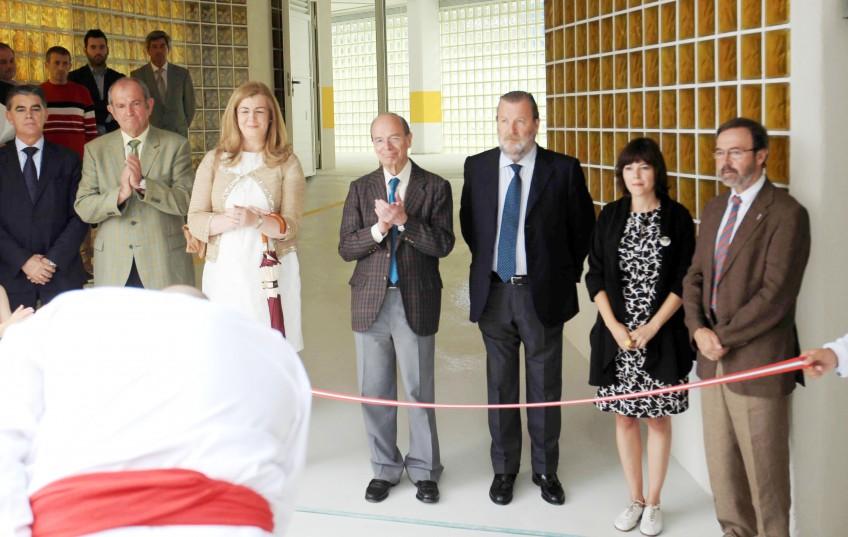 """Inauguración del edificio """"Glas Eraikuntza"""" en Ametzola"""