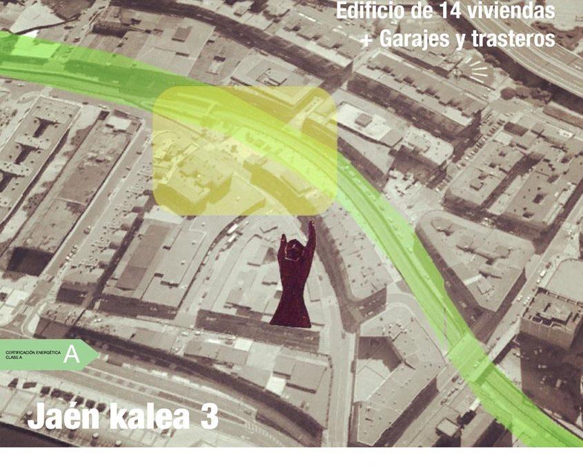 Glas Eraikuntza- Jaen 3, ametzola Bilbo