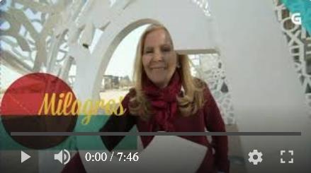 Entrevista en la TV Gallega a Maria Milagros Rodriguez Valdonedo. Cómo se concibió la expo 2008