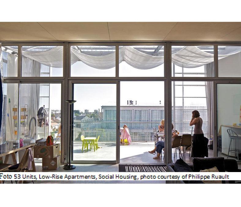 Anne Lecaton  and Jean-Philippe Vassal winners of the prestigious Pritzker Architecture Prize for 2021